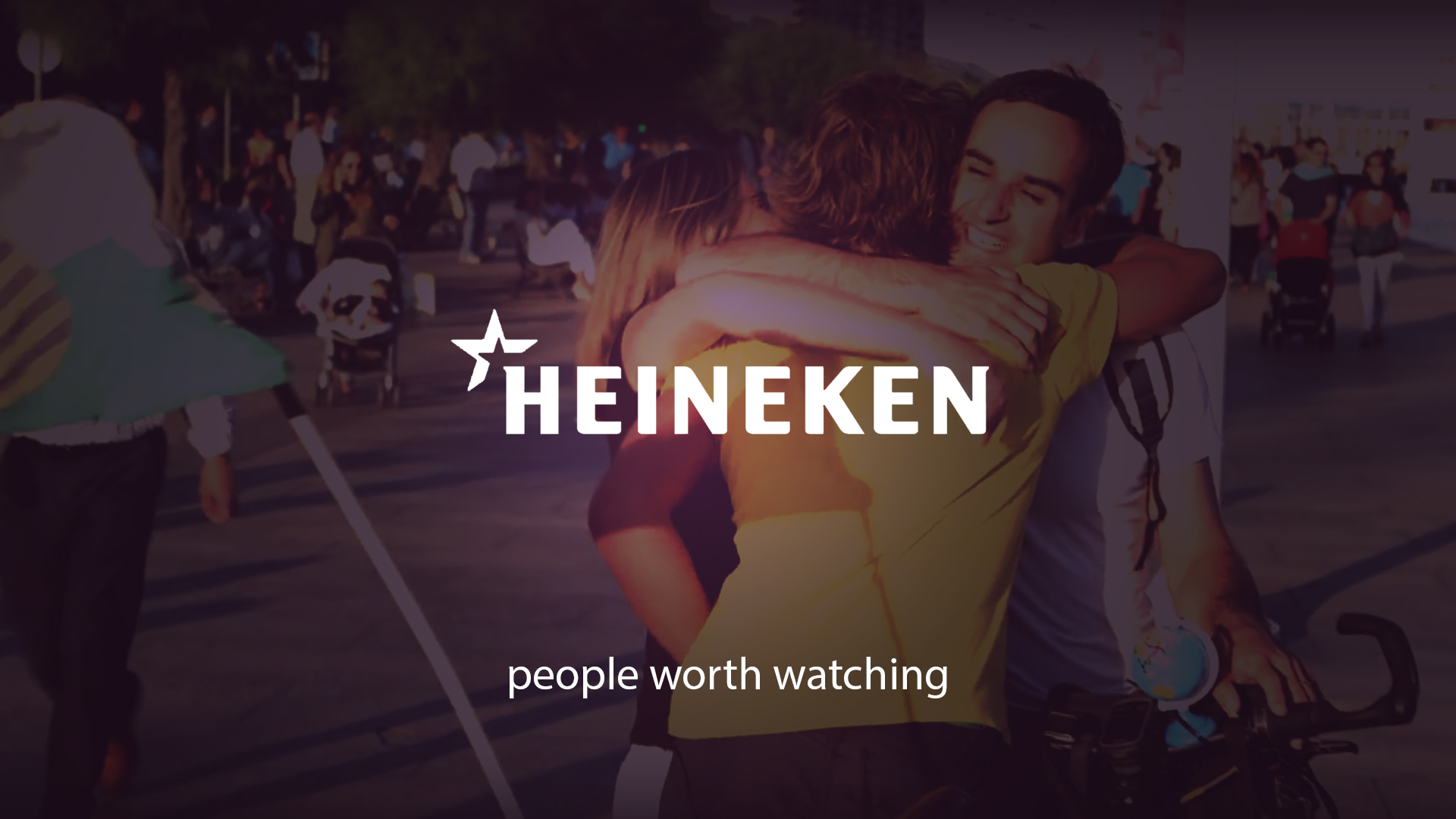 Heineken social people